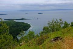 Parc provincial géant de sommeil Images libres de droits