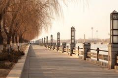 Parc public dans Pékin, Chine photo libre de droits
