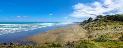 Parc régional de Muriwai Image stock