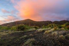 Parc régional de Whatipu Image libre de droits