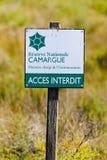 Parc Regional de Camargue Stock Photos
