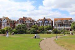 Parc Royaume-Uni d'Eastbourne photos libres de droits