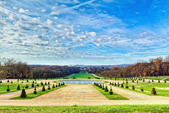 Parc of Sceaux, Paris, France Stock Photo