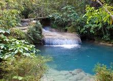 Parc Soroa, Pinar del Rio, Cuba Images stock