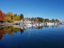 Parc Stanley Vancouver Lizenzfreie Stockfotografie