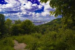 Parc Suisse de Nijni-Novgorod image stock