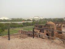 Parc vert la Nouvelle Delhi Photographie stock libre de droits