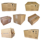 Parcel Royalty Free Stock Image