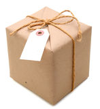 Parcel box Royalty Free Stock Images