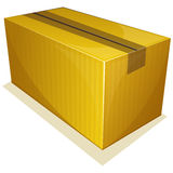 Parcel package Stock Images