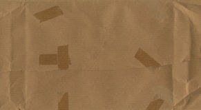 Parcel packet background Stock Images
