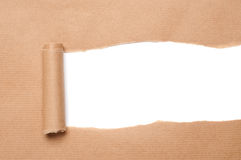 Parcel Paper Royalty Free Stock Image