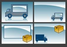 Parcel service Stock Images