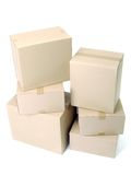 Parcels Royalty Free Stock Image