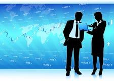 parceria Imagem de Stock