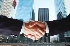 parceria Imagens de Stock