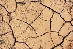 parched почва Стоковая Фотография RF