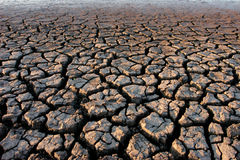 Parched land Royalty Free Stock Images