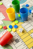 Parcheesi Stock Image