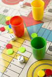 Parcheesi Royalty Free Stock Photos