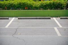 Parcheggio Fotografia Stock