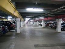 Parcheggio dell'automobile Fotografie Stock Libere da Diritti