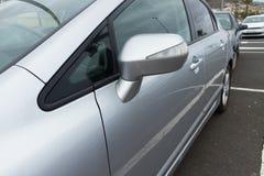 Parcheggio delle automobili Fotografia Stock Libera da Diritti