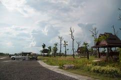 Parchi con bello paesaggio Immagini Stock