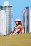 Parchi la Gold Coast Queensland Australia di Southport Broadwater Immagine Stock Libera da Diritti