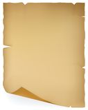 Parchment Royalty Free Stock Image