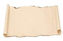 parchment arkivfoton