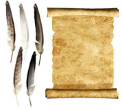 Parchment Royalty Free Stock Photo