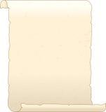 Parchment stock illustration