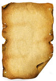 Parchment Royalty Free Stock Photos