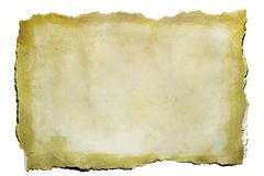 Parchment background. Stock Photo