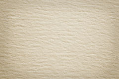 Parchment Background. Highly textured paper, full-frame Stock Photography