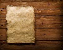 parchment för bakgrundspapper Arkivbild