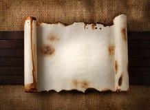 Parchment. Stock Images