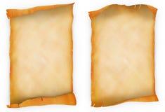 Parchment paper Stock Images