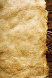 Parchment paper background Stock Photo