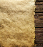 Parchment paper background Stock Photo