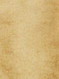 Parchment texture Stock Image