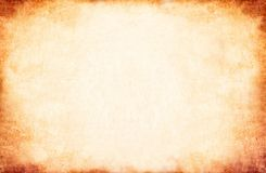 Parchment Texture. A gritty, pock-marked, worn texture for parchment or document backgrounds Stock Photo