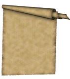 parchmenttappning royaltyfri illustrationer
