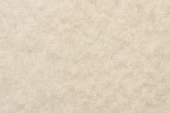 parchmentyellow för brunt papper Arkivfoto