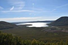 Parck del lago fotografía de archivo