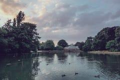 Parco ad ovest, Wolverhampton Immagini Stock