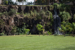 Parco, aka Dott. della città di Ribeirao Preto Luis Carlos Raya Immagini Stock
