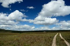 Parco ambientale di Minas Gerais Fotografia Stock Libera da Diritti