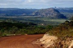 Parco ambientale di Minas Gerais Immagini Stock